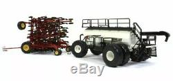 1/64 SpecCast Bourgault 3320 Hoe Drill & 7950 Air Seeder Farm Set