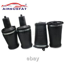 4pcs For Land Rover Range Rover 2 P38 front rear New Air Suspension Spring Bag
