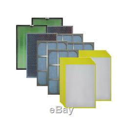Air Purifier Replacement Filter Set Compatible for COWAY AP-3008FH