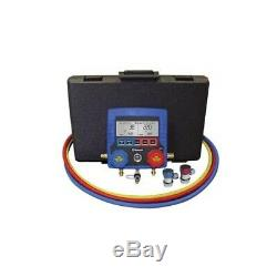 Automotive air conditioning Digital Manifold Set with Vehicle Specific Data