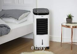 BLACK+DECKER Air Cooler Portable Conditioner 3 Speed Settings 7 Litre Water Tank
