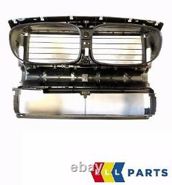 Bmw New Genuine 7 Series F01 Front Full Air Duct Slam Panel Set 51747183854