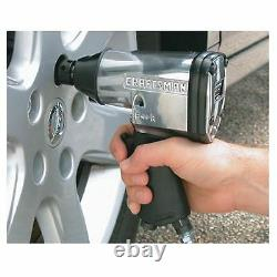 Craftsman 10 Pc. Air Tool Set Torque Impact Wrench Ratchet Air Hammer Hose, NEW