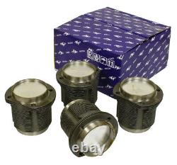 EMPI A&A Air Cooled Cast Piston & Cylinder Set, 88mm x 69mm 1700cc Machine-In