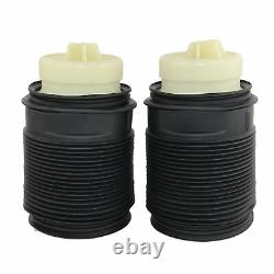 For Mercedes E-Class W212 S212 Rear Left & Right Air Suspension Spring Set of 2