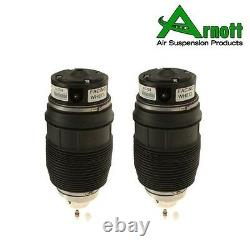 For Mercedes W219 W211 Pair Set 2 Rear Suspension Self-Leveling Air Bags Springs