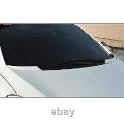 Front Lip Cowl Air Wing UNPAINTED 2p 1Set For 14 Kia Forte K3