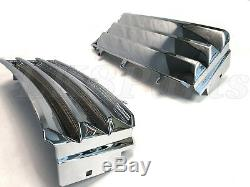 Land Rover Range Rover L322 03-12 Side Vents Air Intake Grille Vub503650 Set New