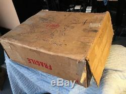 Mapleknoll Athena turntable. Air bearing. NEW OLD STOCK. NEVER SET UP