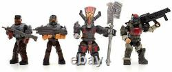 Mega Bloks Halo Unsc Nmpd Pelican Air Base Cpf71 38761 Set Feat. Odst Mickey