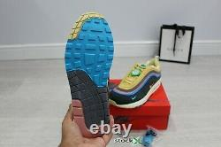 Nike Air Max 1/97 Sean Wotherspoon UK10 Extra Lace Set StockX Verified