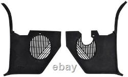 OER K669 Kick Panel Set 1965-1966 Chevy Impala Bel Air Caprice Biscayne With A/C