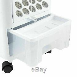 Portable Air Condition Cooler Unit Fan Humidifier Timers 3 Settings Ac W Remote